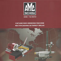 Cap and Rod Grinding&Connecting Rod Aligner (English-Spanish)